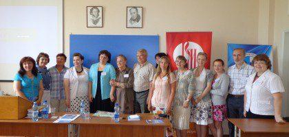 Профессор КазДС приняла участие в фестивале «Великое русское слово»