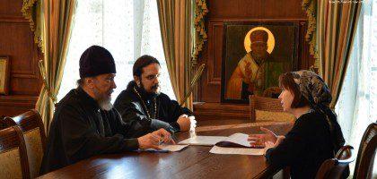 Договор о сотрудничестве Татарстанской митрополии и общественной организации «Забота»