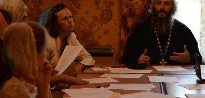 «Регентское дело – оно уникально». Подготовка к открытию регентско-катехизаторского отделения