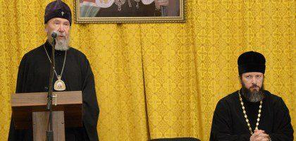 В Казанскую духовную семинарию прибыл новый ректор