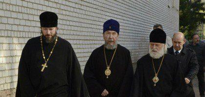 Председатель Учебного комитета РПЦ посетил Казанскую духовную семинарию