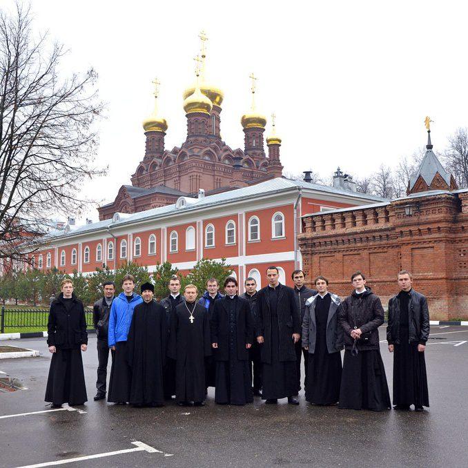Поездка в Троице-Сергиеву Лавру