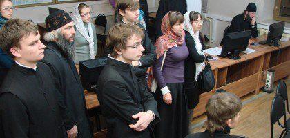 Экскурсия в стенах дореволюционной Казанской семинарии