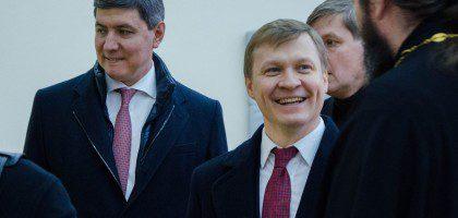 Визит в КазПДС заместителя министра финансов Российской Федерации и вице-премьера правительства Республики Татарстан