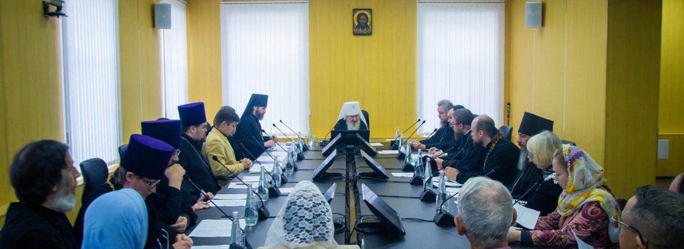 Научная деятельность Казанской православной духовной семинарии