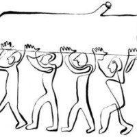 Работа индивидуальных наставников. Социальная психология