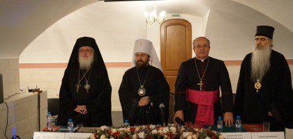 Проректор по научно-богословской работе КазПДС иерей Сергий Фуфаев посетил торжественную  церемонию  в ОЦАД