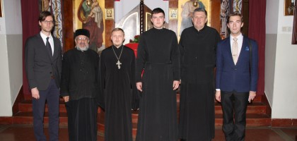 Паломническая поездка группы КазПДС в Сербию