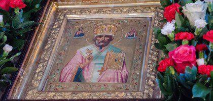 Богослужения в КазПДС в день памяти святителя Николая Чудотворца