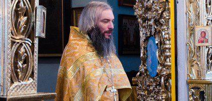 Проповедь проректора по учебной работе иеромонаха Романа (Модина)  в  день памяти святителя Гурия Казанского