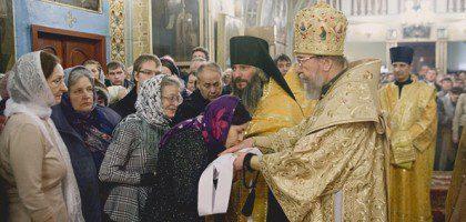 Проректор по учебной работе КазПДС принял участие в чине посвящения новых сестер милосердия