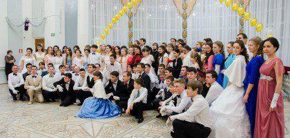 Студенты КазПДС посетили IV Епархиальный Рождественский бал в г. Чистополь