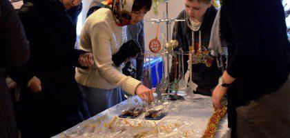 Православная ярмарка в КазПДС