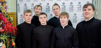 Студенты КазПДС посетили открытие Рождественской недели православного кино
