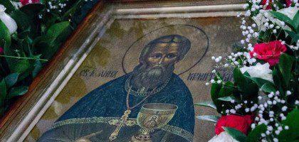 В Казанской православной духовной семинарии прошли престольные торжества