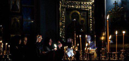 Литургия Преждеосвященных Даров 18.03.15
