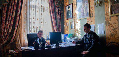 В КазПДС состоялось совещание Воспитательной части