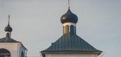 Вечерняя Литургия Преждеосвященных Даров в КазПДС