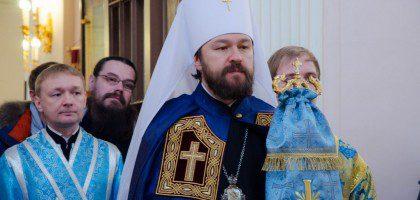 Служение митрополита Волоколамского Илариона в Казанском Богородицком монастыре