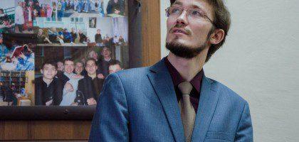 В КазПДС прошла открытая лекция архитектора Ивана Васильевича Краснобаева