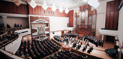 Воспитанники КазПДС посетили первое исполнение оратории «Страсти по Матфею» в Казани