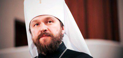 В Казань прибыл митрополит Волоколамский Иларион