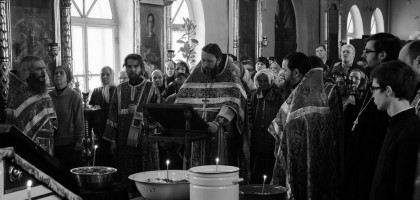 Память великомученика Федора Тирона в КазПДС