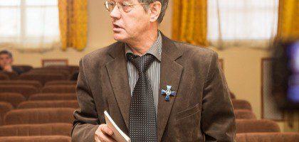 В Духовной семинарии состоялась  лекция профессора А.М. Елдашева  «Пребывание высоких духовных лиц в Казанском крае»