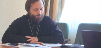 Проректор по научно-богословской работе иерей Сергий Фуфаев прочитал лекцию для  госслужащих республики Татарстан