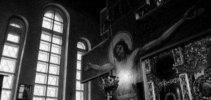 Богослужение воспоминания Страстей Христовых с чтением двенадцати Евангелий совершено в КазПДС