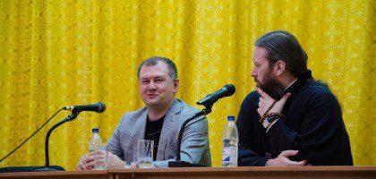 В Духовной семинарии прошла встреча с ведущим российским исламоведом Р. А. Силантьевым