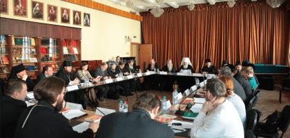 Ректор КазПДС принял участие в заседании Издательского совета Русской Православной Церкви