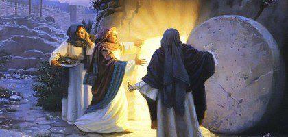 «Апостолы для Апостолов». О празднике святых Жен-мироносиц.