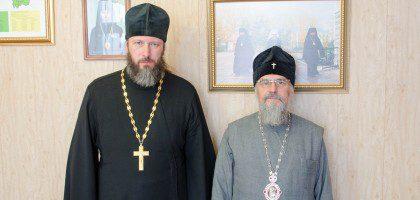 Ректор КазПДС встретился  с митрополитом Уфимским и Стерлитамакским Никоном