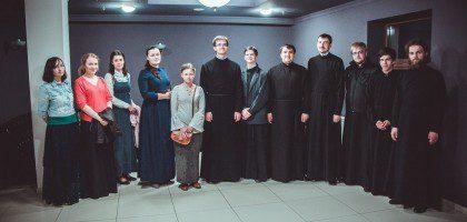 Студенты и преподаватели Духовной семинарии посетили показ художественного фильма о святителе Луке