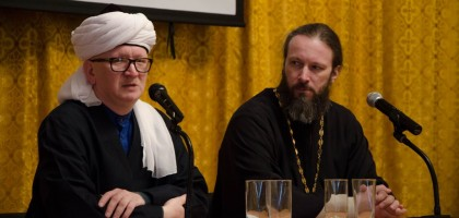 Лекция Фарида хазрата Салмана: «Образ христианина в Священном Коране»