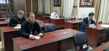 В КазПДС проходит курс лекций «Агиология»