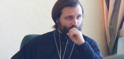 Интервью проректора по научно-богословской работе иерея Сергия Фуфаева о значении богословской науки