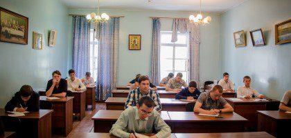 11.08.15 Начало вступительных экзаменов в КазПДС