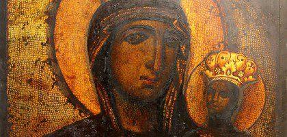 Ректор КазПДС Игумен Евфимий о судьбе забытой казанской святыни – чудотворной иконы Божией Матери Всеблаженная