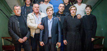 Сербская община в КазПДС 1.09.2015