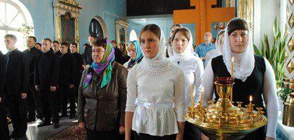 «Раскрыть в себе образ Божий». Как проходят учебные дни воспитанников Казанской духовной семинарии