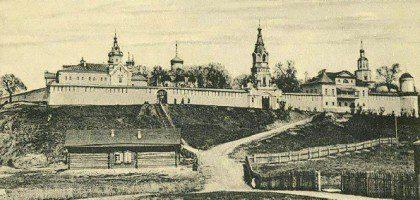 История Зилантова монастыря: Как на змеиной горе вырос кремль