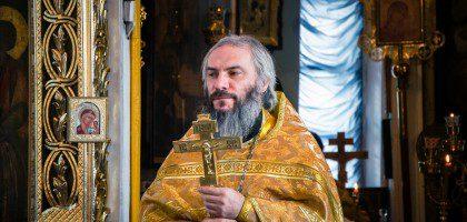 Поздравляем иеромонаха Романа (Модина) с 45-летием!
