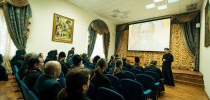 Студенты Казанской семинарии приняли участие в  епархиальном собрании по  трезвеннической деятельности