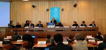 Владыка ректор выступил с докладом на форуме ЮНЕСКО