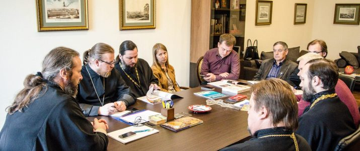 В Казанской семинарии состоялось заседание редколлегии журнала «Православный собеседник»