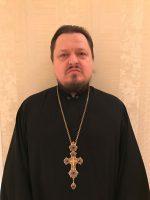 Протоиерей Алексей Державин, проректор по административно-хозяйственной деятельности