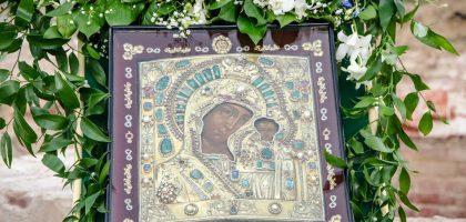 Торжества в день памяти явления иконы Пресвятой Богородицы во граде Казани