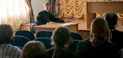 В Казанской православной духовной семинарии начинает работу Отделение дополнительного образования
